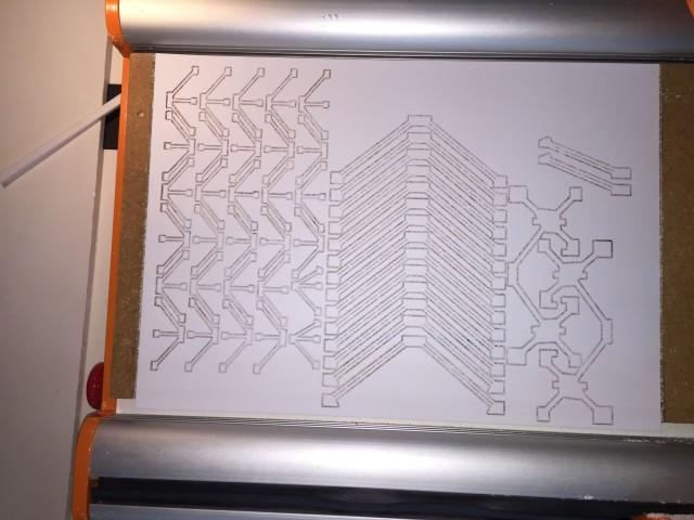 Zo komen de diagonalen uit de freesmachine